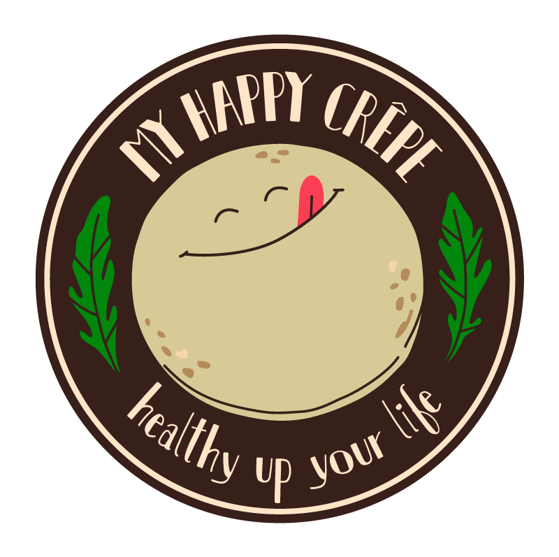 My Happy Crêpe Logo